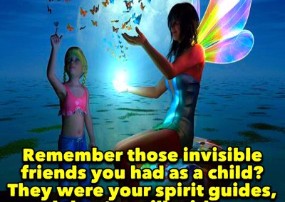 Remember those invisible friends