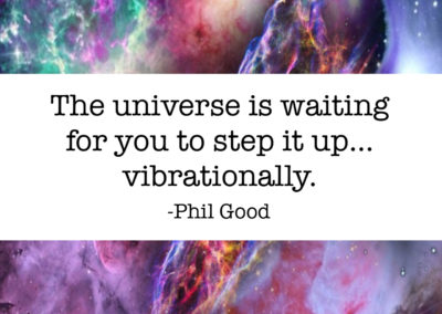 The universe is waiting for you